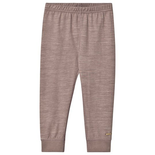 Celavi Wool & Bamboo Leggings Acre Melange Acre
