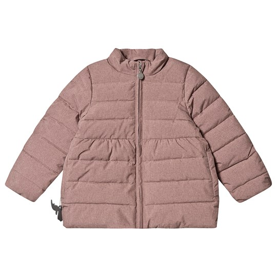 Wheat Mila Down Jacket Plum Melange Plum Melange