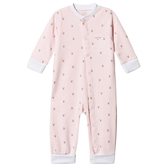 Livly Mini Bunny One-Piece Pink Pink Mini Bunny