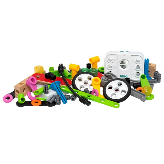 BRIO BRIO® Builder - 34592 Record & Play Set Blue