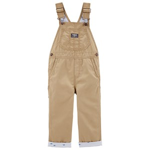 Image of OshKosh Dinosaur Canvas Overallser Khaki 3 år (1453345)