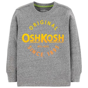 Image of OshKosh Logo T-shirt Heather 3 år (1453222)