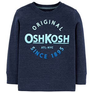 Image of OshKosh Logo T-shirt Navyblå 2 år (1453224)