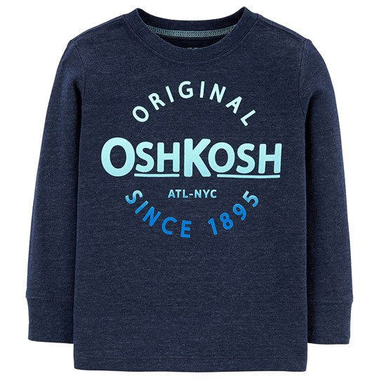 OshKosh Logo T-shirt Marinblå BLUE (420)