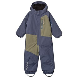 Isbjörn Of Sweden Halfpipe Snowsuit Denim