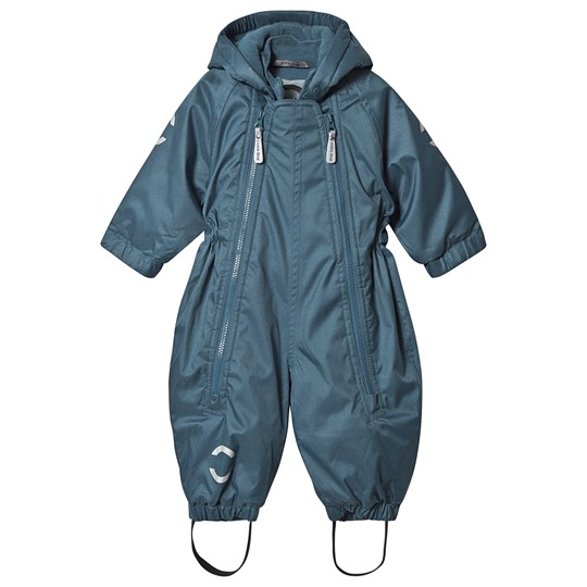 Mikk-Line Coverall Indian Teal Indian Teal