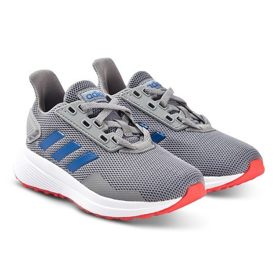 adidas Performance Duramo 9 Sneakers Grey GREY THREE F17/blue/active red