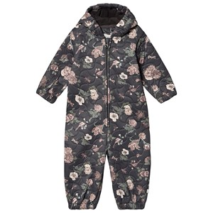 Wheat Harley Coverall Charcoal 80 cm (9-12 mdr)