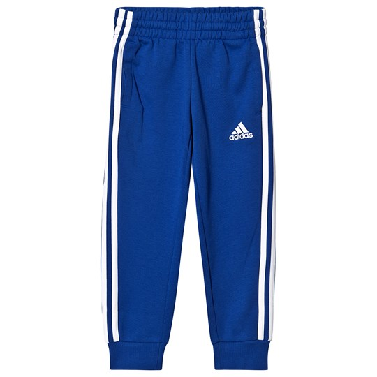 adidas Performance Blue 3 Stripes Sweatpants COLLEGIATE ROYAL/WHITE