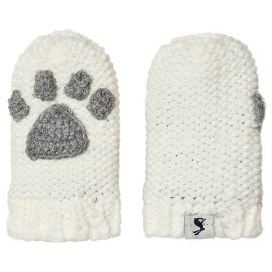 Joules Baby Girls Paws Mittens