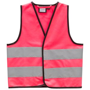 Image of Safety Refleks Vest Pink 1-3 Years (1405883)