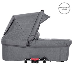 Emmaljunga Super Viking Liggedel Lounge Grey 2019