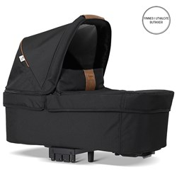 Emmaljunga NXT Liggedel Outdoor Black Eco