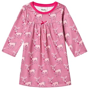 Image of Hatley Darling Deer Natkjole Pink 2 years (1358782)