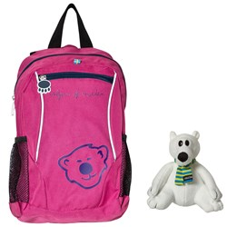 Isbjörn Of Sweden STROTASS MINI Backpack Pink