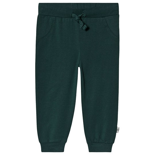 A Happy Brand Baby Pants Forest Green