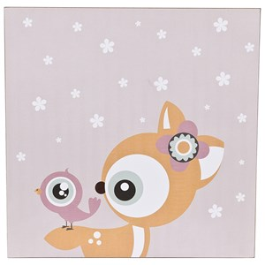 Image of FORM Living Plakat med Ramme Bambi One Size (1317774)