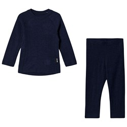 Reima Kinsei Thermal Set Navy