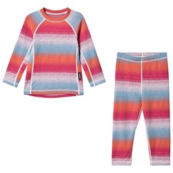 Reima Taival Thermal Set Candy Pink