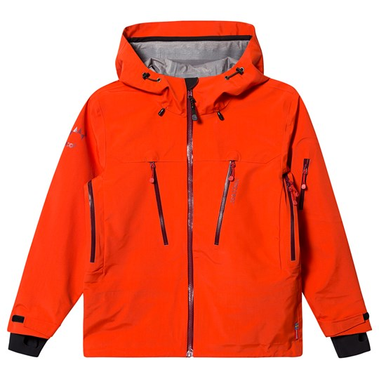 Isbjörn Of Sweden Expedition Hard Shell Jacket Sun Poppy SunPoppy