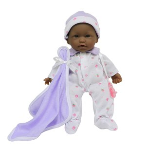 Image of JC Toys Baby Dukke Lilla 12+ months (1422886)