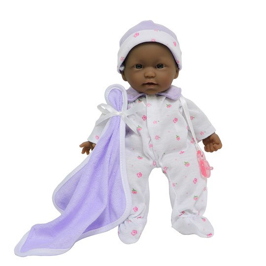 JC Toys La Baby Purple