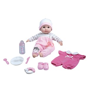 Image of JC Toys 38cm Berenguer Boutique Baby Dukke 24+ months (1422890)