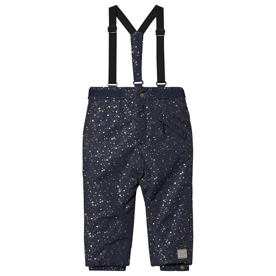 MarMar Copenhagen Olaus Winter Pants Darkest Blue Starflake Darkest Blue Starflake