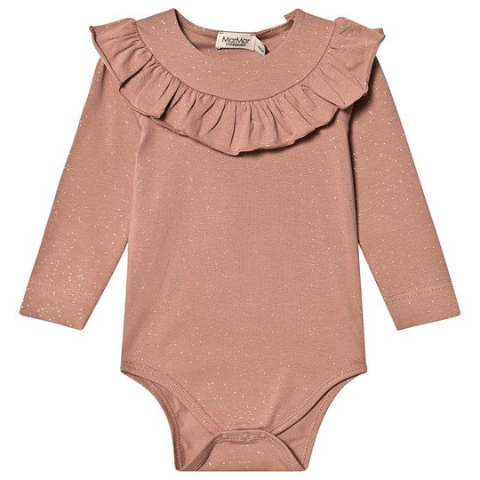 MarMar Copenhagen Bibbi Baby Body Rose Nut Lurex Rose Nut Lurex
