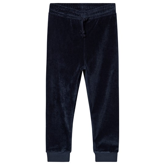 One We Like Relax Pants Midnight Blue Midnight Blue