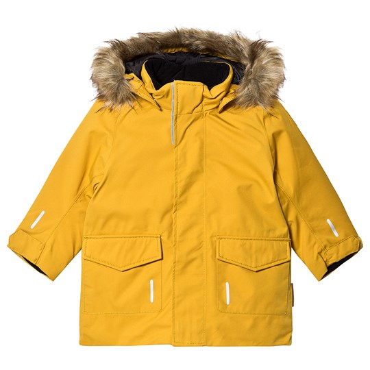 Reima Reimatec® Mutka Jacket Dark Yellow Dark Yellow