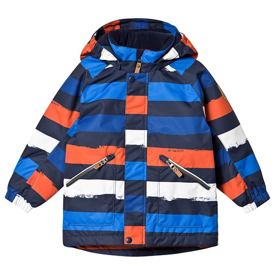 Reima Reimatec® Nappaa Jacket Blue/Orange Orange