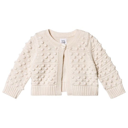 Gap Bobble Cardigan Ivory Frost IVORY FROST