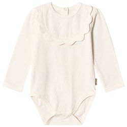 Hust&Claire Beda Baby Body Snow White