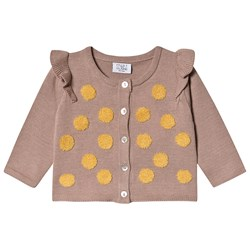 Hust&Claire Cia Cardigan Shade Rose