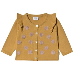 Hust&Claire Cia Cardigan Banana