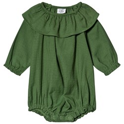 Hust&Claire Majse Baby Body Vineyard Green