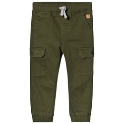 Hust&Claire Toke Pants Rifle Green