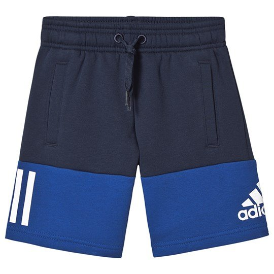 adidas Performance SID Logo Sweatshorts Royal Blue collegiate navy/collegiate royal/white
