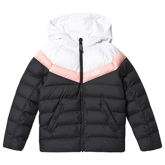 NIKE Padded Jacket Black/Pink 012