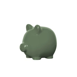 Image of By On Greta Piggy Bank Grøn One Size (1464398)