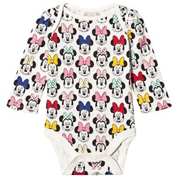 GAP Minnie Mouse™ Baby Body Ivory Frost
