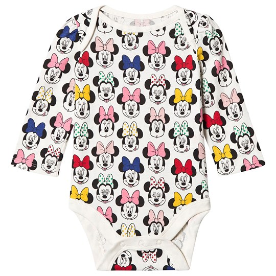 Gap Minnie Mouse™ Baby Body Ivory Frost IVORY FROST