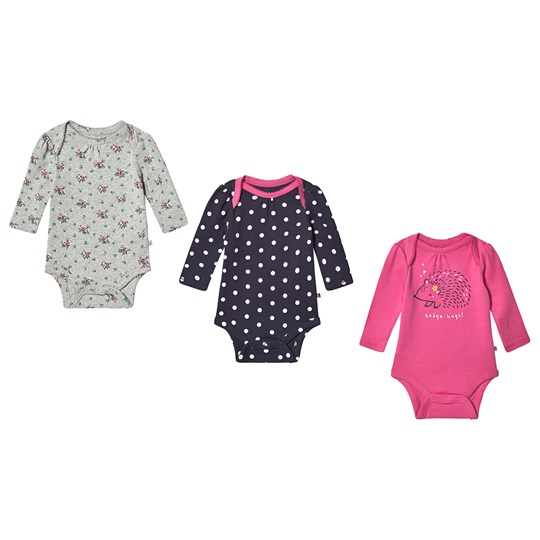 Gap Floral Baby Body Bold Pink BOLD PINK