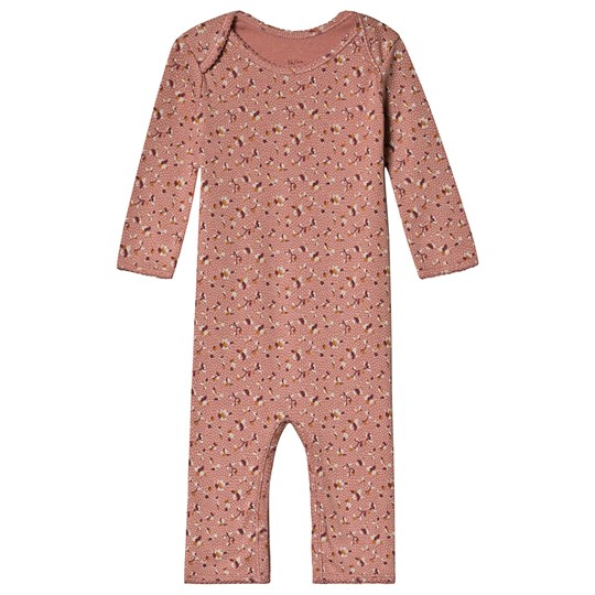 Noa Noa Miniature Floral One-Piece Old Rose Old Rose