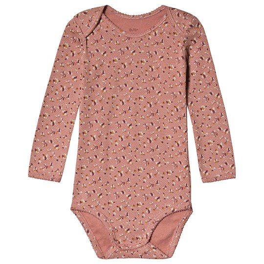 Noa Noa Miniature Floral Baby Body Old Rose Old Rose