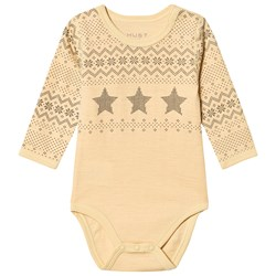 Hust&Claire Bo Baby Body Banana