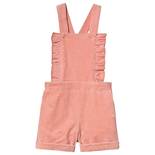 Cyrillus Chriss Overalls Pink Multi