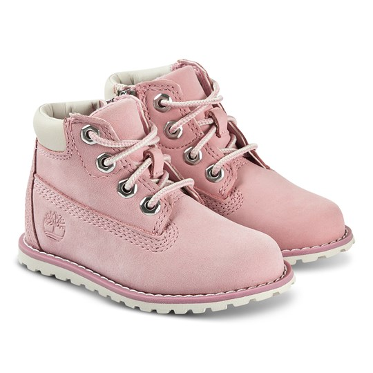 Timberland Pokey Pink 6In Boots Pink Nectar Pink Nectar
