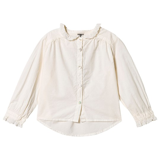 Bonton Ml Blouse Latte Latte
